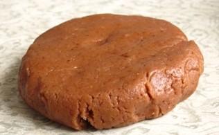 тесто из шоколадного печенья