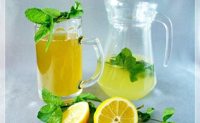 готовый цитрусовый напиток