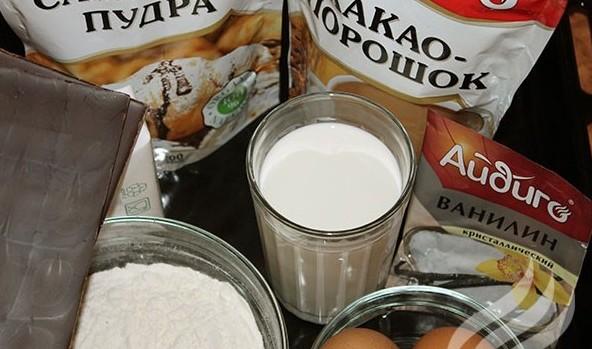 нужные ингредиенты для рецепта Депардье
