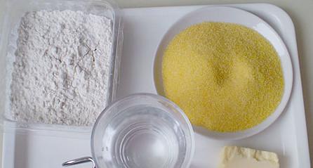 продукты для приготовления лепешки по-мексикански
