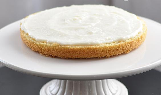 рецепты видео торт с йогуртовым кремом