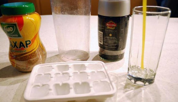 компоненты для создания напитка