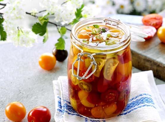 томатная закрутка на зиму