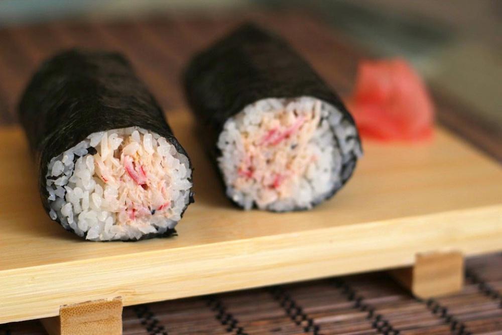 готовая японская закуска