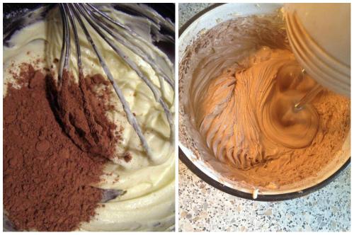 готовка крема