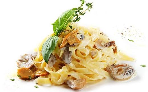 красивая итальянская паста