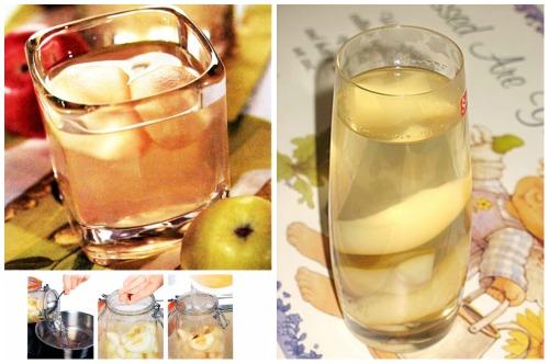варение напитка