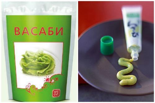 готовый wasabi
