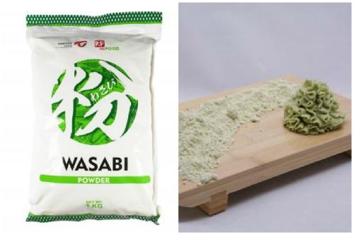 wasabi порошок