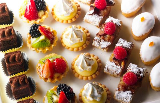 роскошные сладости