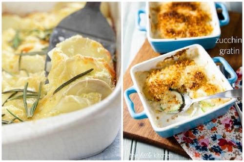 рецепт приготовления гратена из картофеля