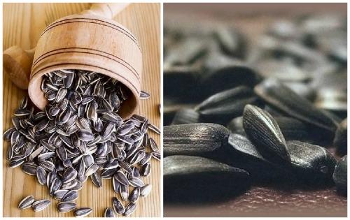 черные семена