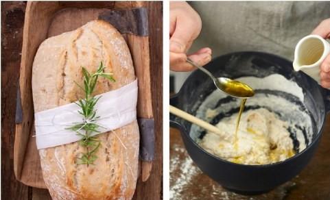готовка хлеба