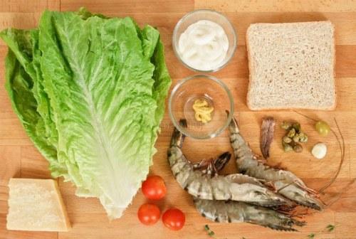 ингредиенты для салатика