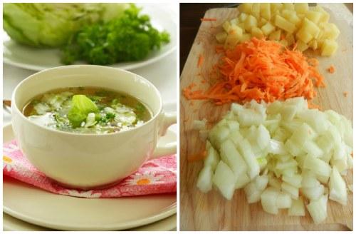 овощи для варки