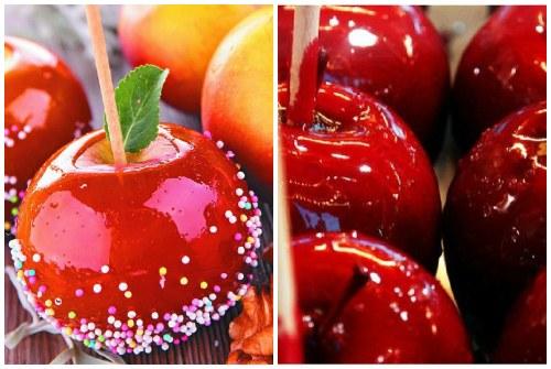 плоды в сахарном сиропе