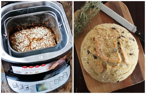 выпекание в хлебопечке