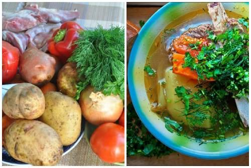 Вкусный узбекский плов  Пошаговый рецепт с фото  Быстро
