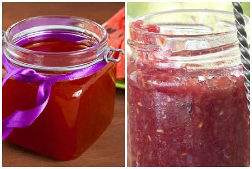 Как сварить варенье из арбуза на зиму рецепты
