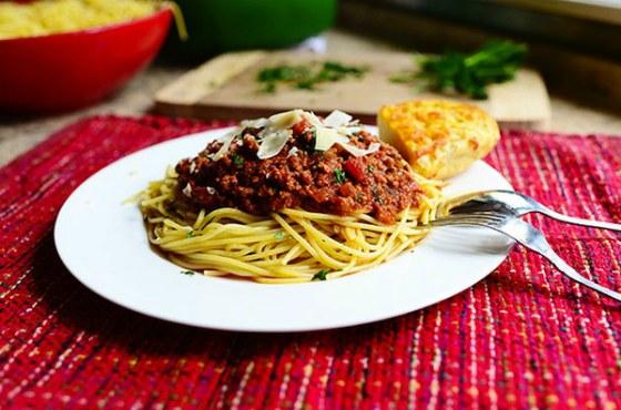томатная заправка для спагетти