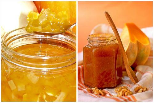 яркость лимона и насыщенность орехов