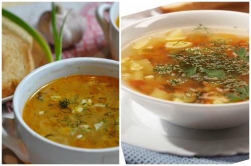 блюдо русской кухни