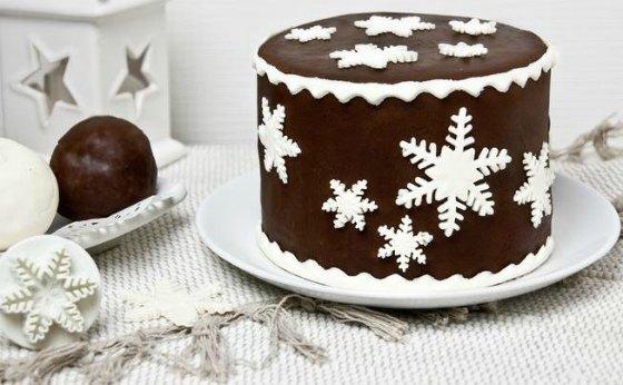 торт из маршмеллоу