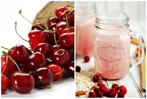 вишнево-ореховый микс