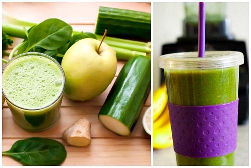 зеленое здоровье