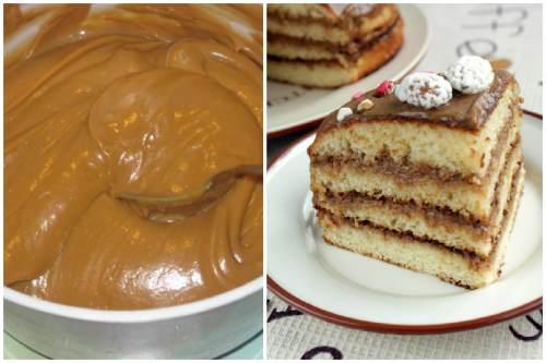 Рецепты тортов со сгущёнкой в домашних условиях 379