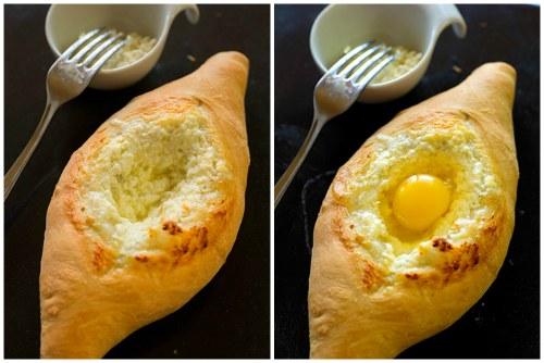 Добавление яйца