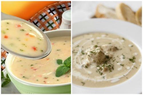 Крем-супы