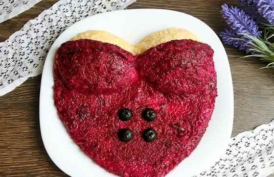 Красочная закуска