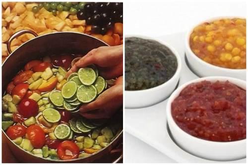 многообразие рецептов