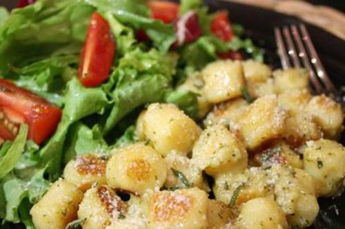 Картофельный вариант