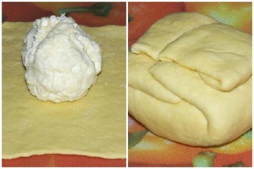 Как сделать слоеное тесто для торта 112