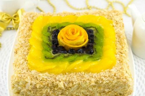 Вариант оформления тортика