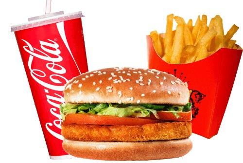 Чикенбургер как в Макдональдсе
