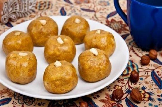 Потрясающая индийская сладость