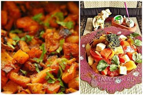 национальное блюдо Индии