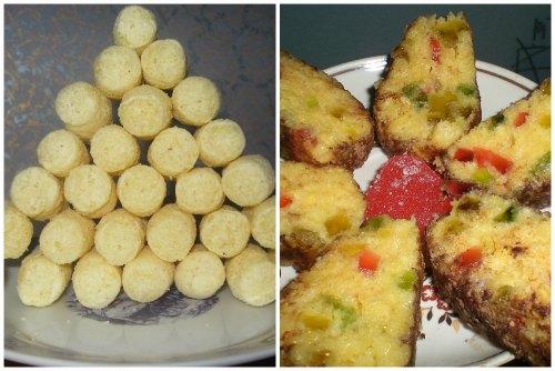 Торт из кукурузных палочек и вареной сгущенки