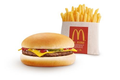 Как в Макдональдсе