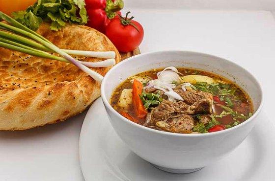 Известное азиатское кушанье