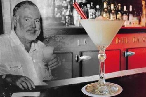 Любимый коктейль известного писателя