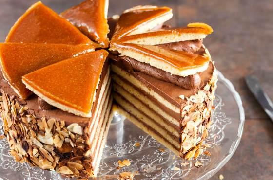 Популярный венгерский десерт