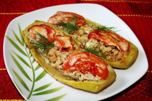 Потрясающее сочетание овощей и мяса