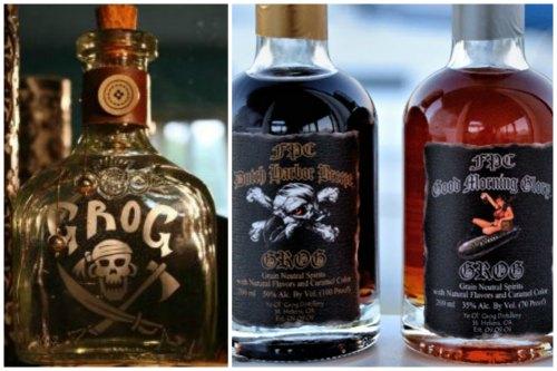 Алкоголь пиратов