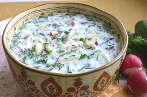 Классика русской кухни