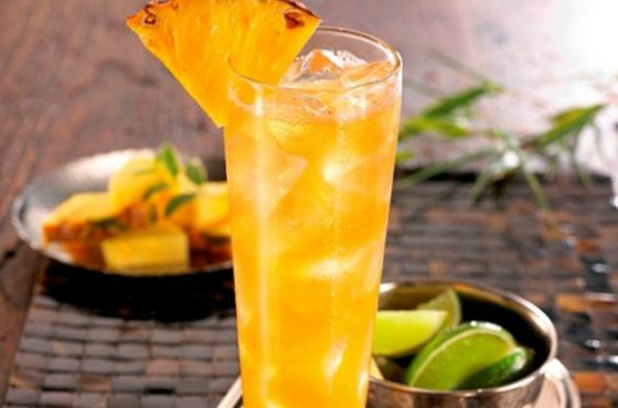 Тропический напиток