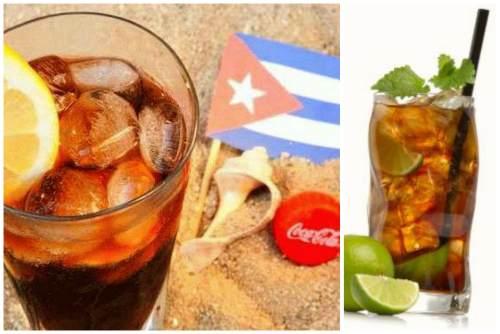 Знаменитый кубинский напиток